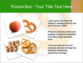 Salty Pretzel PowerPoint Template - Slide 23