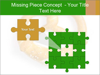 Salty Pretzel PowerPoint Template - Slide 45