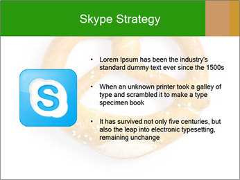 Salty Pretzel PowerPoint Template - Slide 8