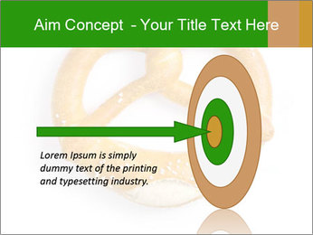 Salty Pretzel PowerPoint Template - Slide 83