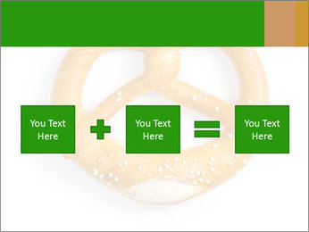 Salty Pretzel PowerPoint Template - Slide 95