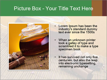 Strong Black Tea PowerPoint Template - Slide 13