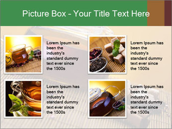 Strong Black Tea PowerPoint Templates - Slide 14