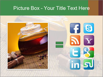 Strong Black Tea PowerPoint Template - Slide 21