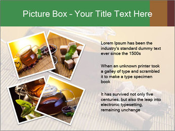 Strong Black Tea PowerPoint Template - Slide 23