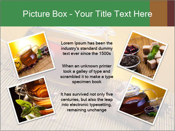 Strong Black Tea PowerPoint Template - Slide 24