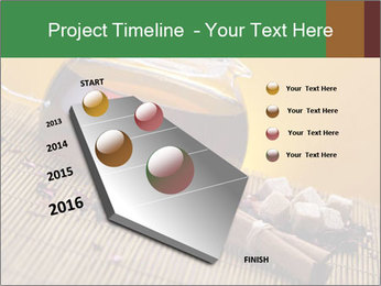 Strong Black Tea PowerPoint Template - Slide 26