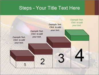 Strong Black Tea PowerPoint Template - Slide 64