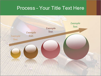 Strong Black Tea PowerPoint Template - Slide 87