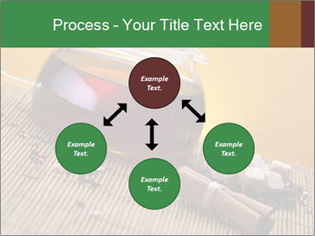 Strong Black Tea PowerPoint Templates - Slide 91