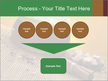 Strong Black Tea PowerPoint Template - Slide 93