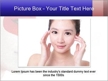 Japanese Flag Body Art PowerPoint Templates - Slide 15
