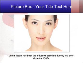 Japanese Flag Body Art PowerPoint Templates - Slide 16