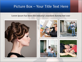 Elegant Hairdo PowerPoint Templates - Slide 19