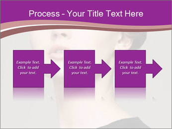 Elegant Young Woman PowerPoint Templates - Slide 88