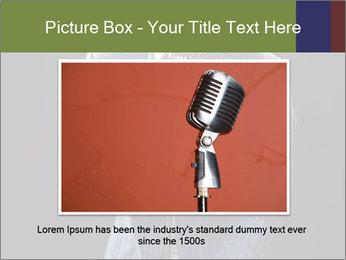 Afro-American Singer PowerPoint Templates - Slide 16