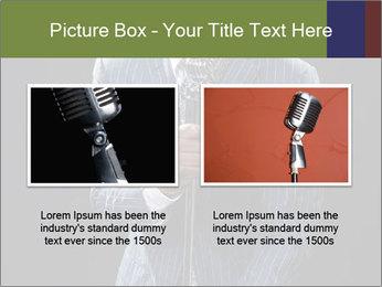 Afro-American Singer PowerPoint Templates - Slide 18