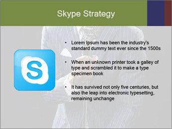 Afro-American Singer PowerPoint Templates - Slide 8
