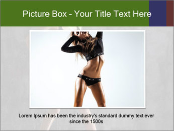 Go Go Dancer PowerPoint Template - Slide 16