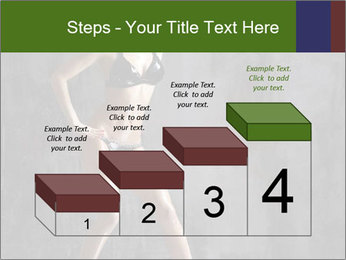 Go Go Dancer PowerPoint Template - Slide 64