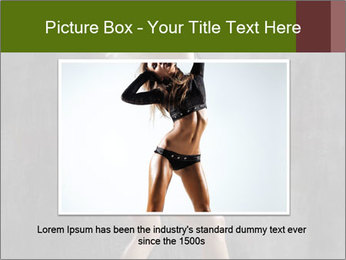 Sexy Dance Performance PowerPoint Template - Slide 16