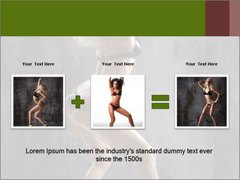Sexy Dance Performance PowerPoint Template - Slide 22