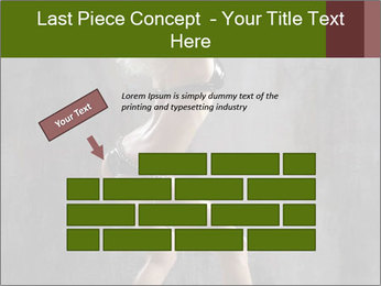 Sexy Dance Performance PowerPoint Template - Slide 46