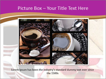 Coffee and Heart Cookies PowerPoint Template - Slide 16