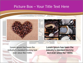 Coffee and Heart Cookies PowerPoint Template - Slide 18