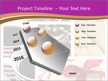 Coffee and Heart Cookies PowerPoint Template - Slide 26