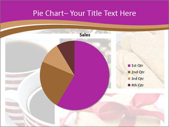 Coffee and Heart Cookies PowerPoint Template - Slide 36