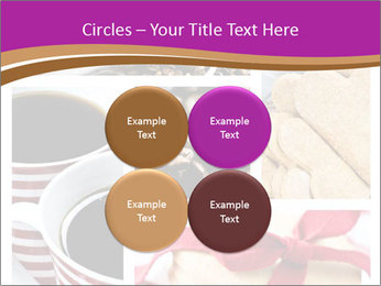 Coffee and Heart Cookies PowerPoint Template - Slide 38