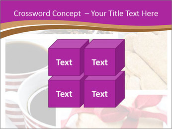Coffee and Heart Cookies PowerPoint Template - Slide 39