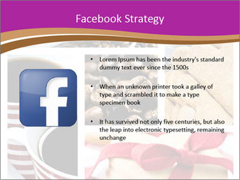 Coffee and Heart Cookies PowerPoint Template - Slide 6