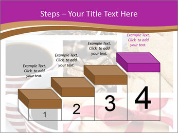 Coffee and Heart Cookies PowerPoint Template - Slide 64