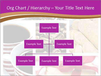 Coffee and Heart Cookies PowerPoint Template - Slide 66