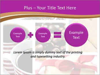 Coffee and Heart Cookies PowerPoint Template - Slide 75