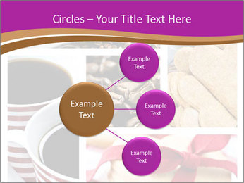 Coffee and Heart Cookies PowerPoint Template - Slide 79