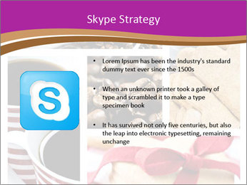 Coffee and Heart Cookies PowerPoint Template - Slide 8