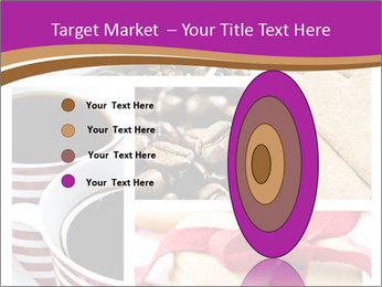 Coffee and Heart Cookies PowerPoint Template - Slide 84