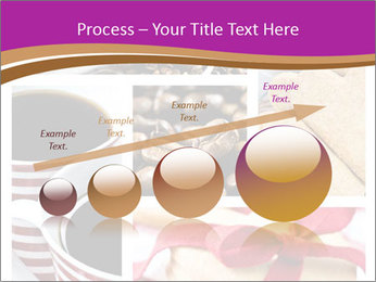 Coffee and Heart Cookies PowerPoint Template - Slide 87