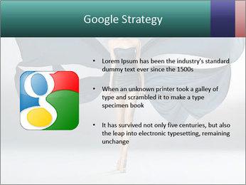 Airy Black Dress PowerPoint Templates - Slide 10