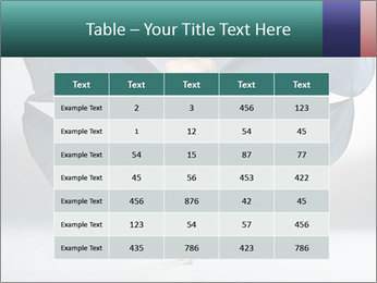 Airy Black Dress PowerPoint Template - Slide 55