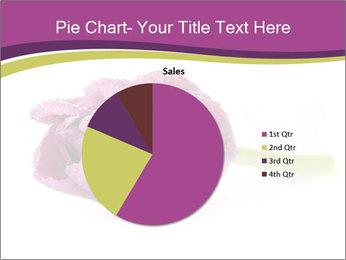 Wet Purple Tulip PowerPoint Templates - Slide 36