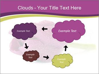 Wet Purple Tulip PowerPoint Templates - Slide 72