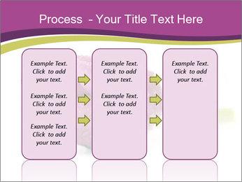 Wet Purple Tulip PowerPoint Templates - Slide 86