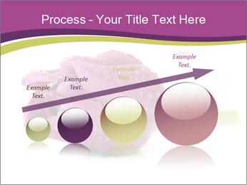 Wet Purple Tulip PowerPoint Templates - Slide 87