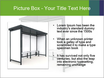 Bus Stop PowerPoint Templates - Slide 13