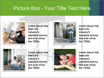 Bus Stop PowerPoint Templates - Slide 14