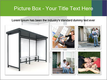 Bus Stop PowerPoint Template - Slide 19